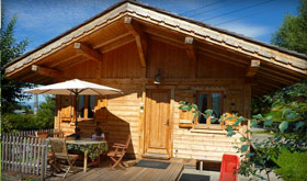 location chalet a megeve